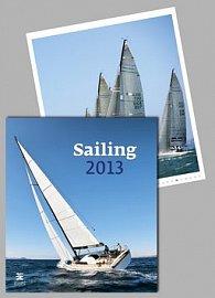 Sailing - nástěnný kalendář 2013