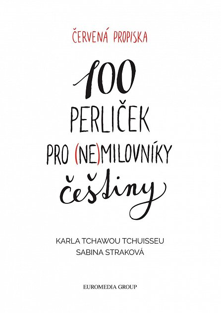 Náhled 100 perliček pro (ne)milovníky češtiny