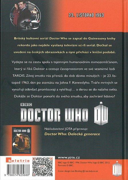 Náhled Doctor Who: Závoj smutku