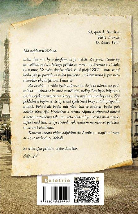 Náhled Měsíční svit nad Paříží