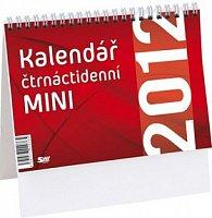 Čtrnáctidenní mini 2012 - stolní kalendář