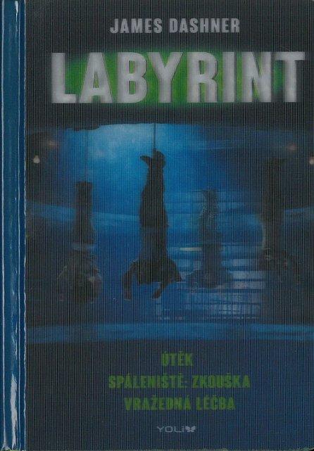 Náhled Labyrint (1.-3. díl)