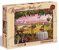 Puzzle Romantic 1000 dílků Toscana