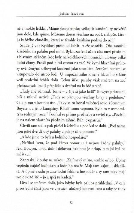 Náhled Kydd - Historický román