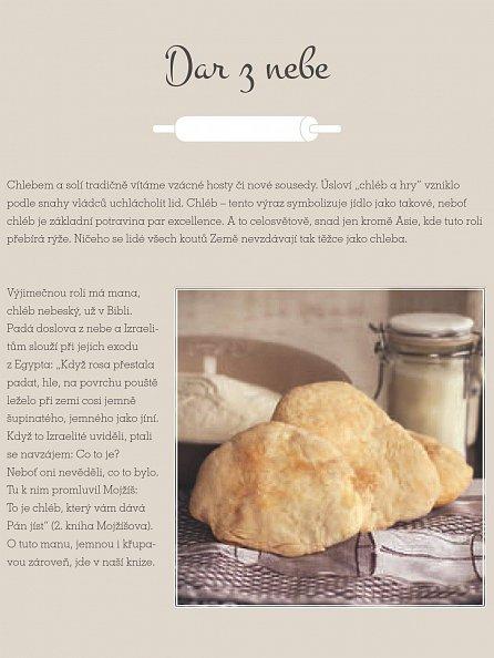 Náhled Domácí chleby a pečivo - Lahodné recepty, které provoní váš domov
