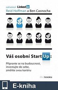 Váš osobní StartUp (E-KNIHA)