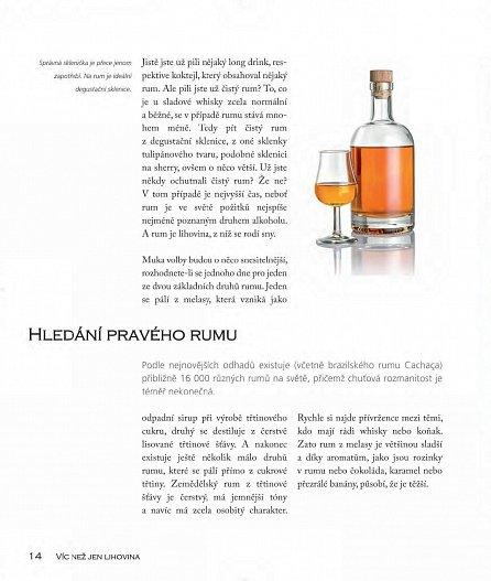 Náhled Velká kniha o rumu