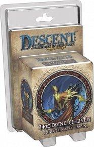 Descent 2nd Ed: Tristayne Olliven Lieutenant