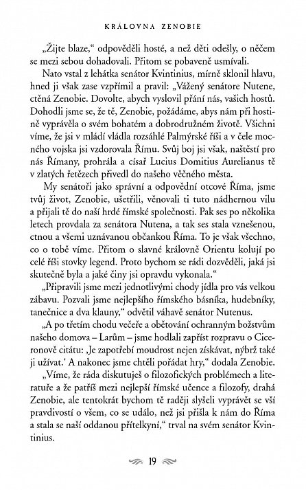Náhled Královna Zenobie