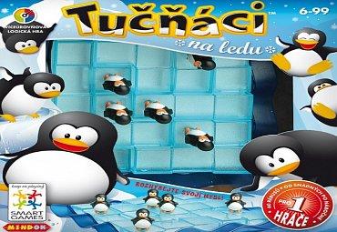 Náhled SMART - Tučňáci na ledu