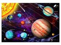 Puzzle svítíci Planety, 1000 dílků