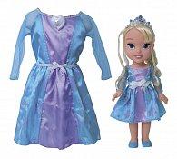 Ledové království - princezna a dětské šaty