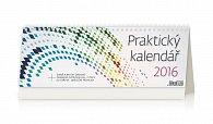 Kalendář stolní 2016 - Praktický kalendář OFFICE