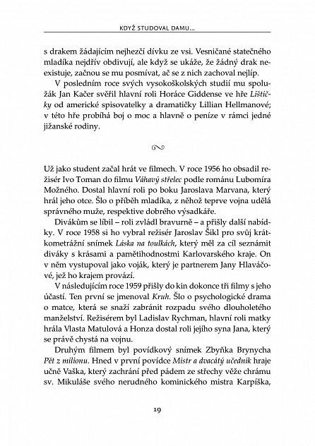 Náhled Jan Tříska
