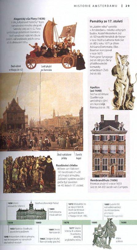 Náhled Amsterdam - Společník cestovatele