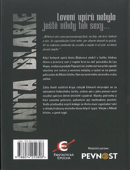 Náhled Anita Blake 17 - S kůží na trh