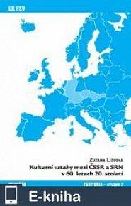 Kulturní vztahy mezi ČSSR a SRN v 60. letech 20. století (E-KNIHA)