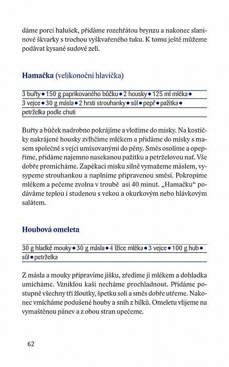 Náhled Krajové speciality: Slovácká kuchyně