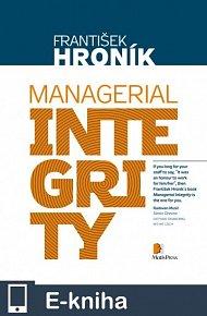 Managerial Integrity (E-KNIHA)