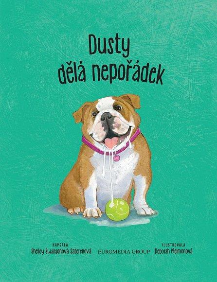 Náhled Dobrodružství v psím hotelu 3: Dusty dělá nepořádek