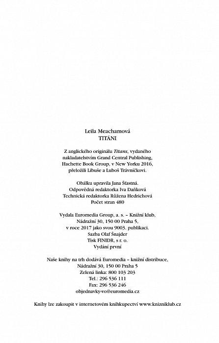Náhled Titáni