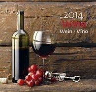 Kalendář 2014 - Víno - nástěnný
