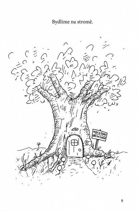 Náhled Ztřeštěný dům na stromě - 13 pater