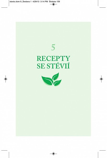 Náhled Stévie - Přírodní alternativa cukru a sladidel