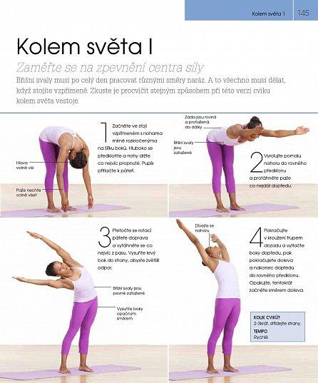 Náhled Pilates - Praktický průvodce