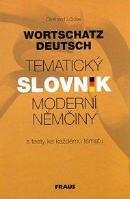 Tematický slovník moderní němčiny