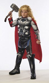 Avengers: Age of Ultron - Thor Deluxe - vel. S
