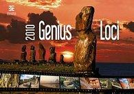 Genius Loci 2010 - nástěnný kalendář