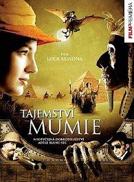 Tajemství mumie DVD
