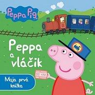 Peppa Pig Peppa a vláčik