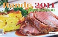 Rande s gurmánkou 2011 - stolní kalendář