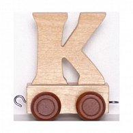 Vagónek-K-hnědá kolečka