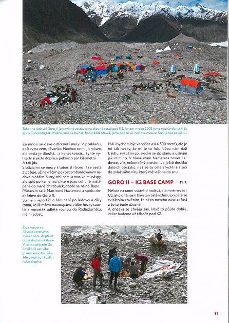 Náhled K2, poslední klenot mé koruny Himálaje