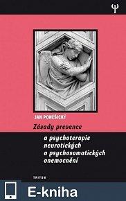 Zásady prevence psychosomatických onemocnění (E-KNIHA)