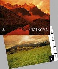 Tatry 2009 - nástěnný kalendář