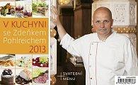 Kalendář stolní 2013 - V kuchyni se Zdeňkem Pohlreichem