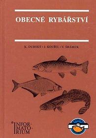 Obecné rybářství - skladem pouze defetkní výtisky viz. popis v anotaci