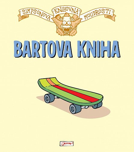 Náhled Simpsonova knihovna moudrosti: Bartova kniha
