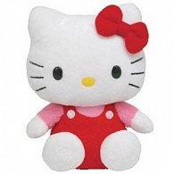 Hello Kitty červené kalhotky 15 cm