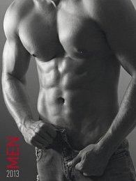 Men - nástěnný kalendář 2013