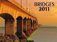 Bridges Mosty 2011 - nástěnný kalendář