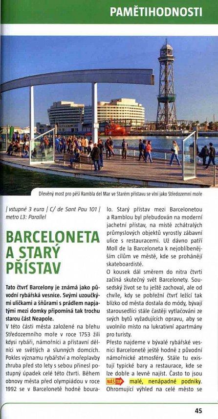 Náhled Barcelona / MP průvodce nová edice