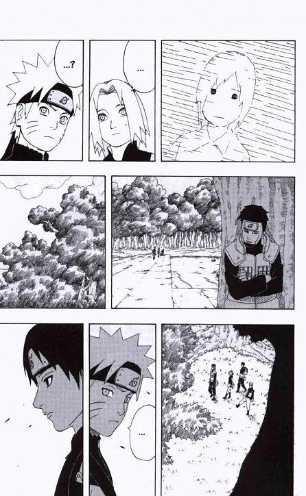 Náhled Naruto 32 -  Výprava za Sasukem