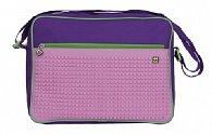 Pixie Messenger PXB-03 fialová / růžová