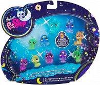 Littlest Pet Shop Půlnoční fosforeskující a třpytivá zvířátka
