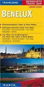 Benelux/Travelmag  1:300 T KUN